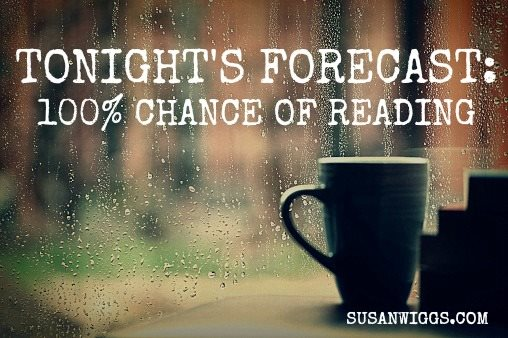 100%chance of reading